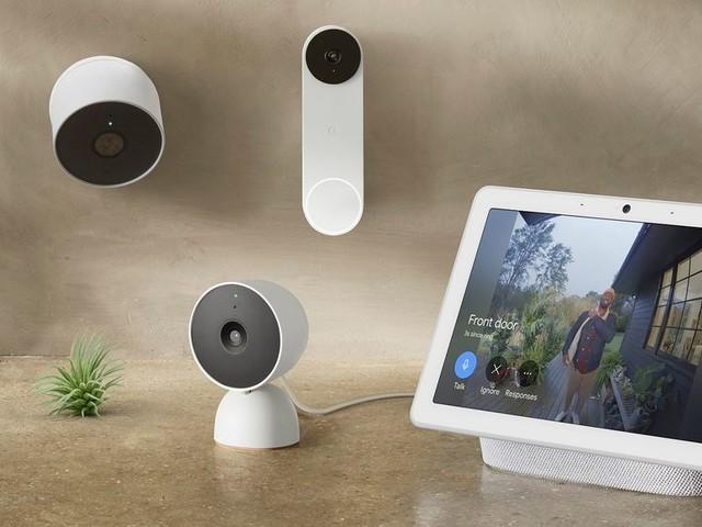 Google bringt neue smarte Überwachungskamera und Türklingel