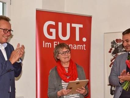 Der Ehrenamtspreis geht nach Pappenheim