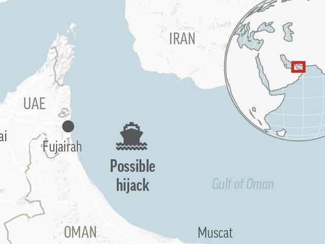 Mögliche Schiffsentführung: Briten beschuldigen Iran