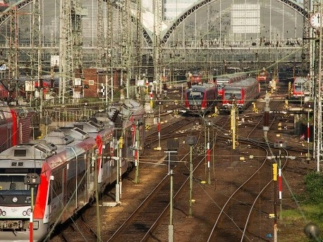 Marode Infrastruktur: Der Bahn fehlen 57 Milliarden Euro