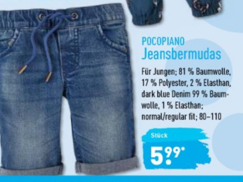 Achtung Lebensgefahr! Aldi ruft Jeans-Produkt zurück