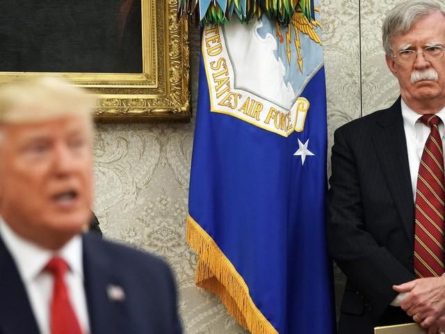 Impeachment: John Bolton will in Amtsenthebungsverfahren aussagen
