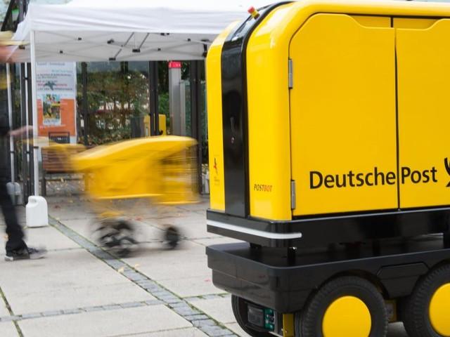 Deutsche Post will Gewinn bis 2023 deutlich steigern