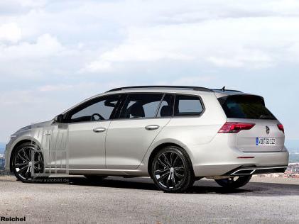 VW Golf 8 Variant (2020): Abmessungen, Vorstellung, Auslieferung Der Golf 8 Variant wächst