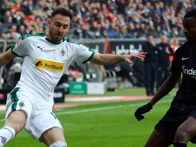 Borussia-Stürmer feiert Saisondebüt: Drmic erlebt einen seltenen Glücksmoment