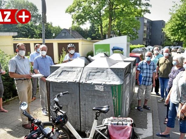 Verkehr: Parken in den Heiligenhauser Ilpen bleibt weiter ein Thema