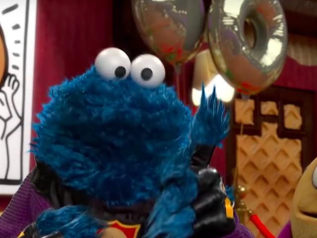 Busta Rhymes - Woo Hah | Cookie Monster - Krümelmonster - Mashup