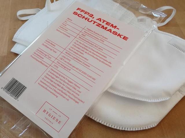 Wer kauft noch Masken von Hygiene Austria?