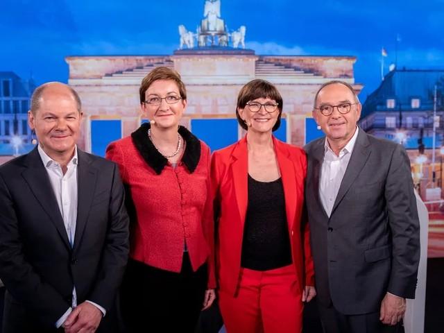 Stichwahl beginnt: Die Kandidaten für den SPD-Vorsitz im RND-Check