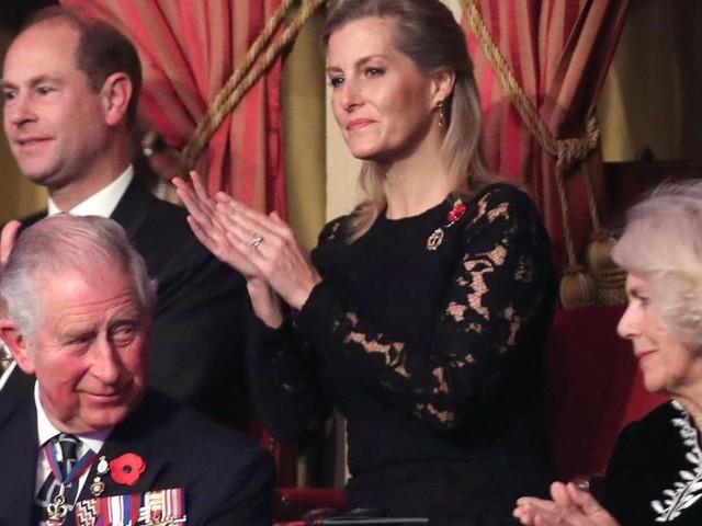 Prinz Charles vor schwieriger Entscheidung über jüngsten Bruder Prinz Edward