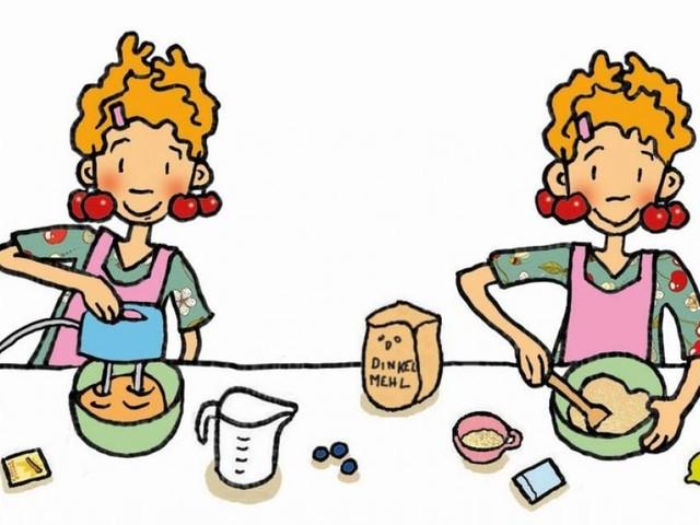 Kochen für Kinder: So leicht bäckst du einen guten Obstkuchen