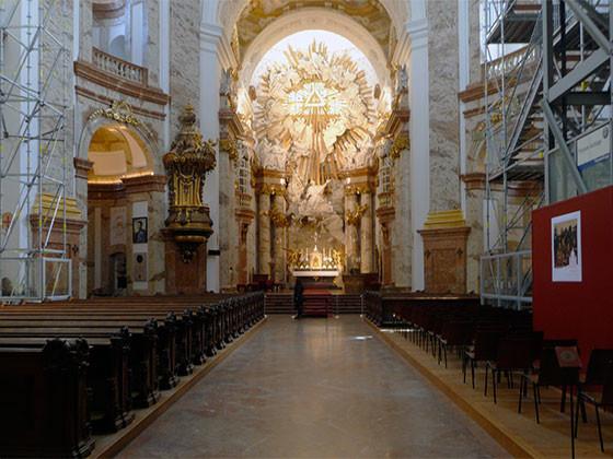 Karlskirche Wien, Österreich, 20.02.2017 13:03 Uhr