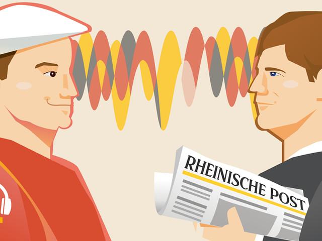 """Podcast """"@Fiene und Herr Bröcker"""": Journalistische Vorsätze und eine japanische Aufräumexpertin"""