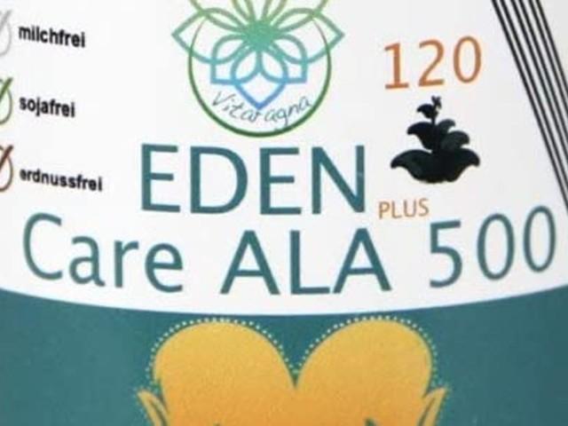 Rückrufe und Produktwarnungen: Vitaragna ruft Nahrungsergänzungsmittel Eden Care ALA 500 Plus 120 zurück