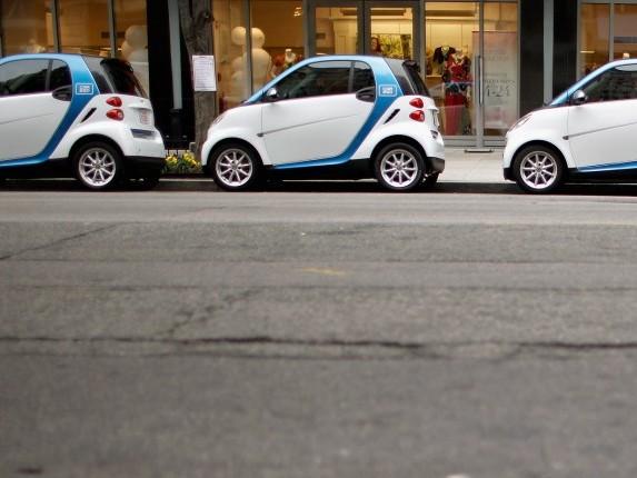 Die Skepsis gegenüber Carsharing bleibt groß