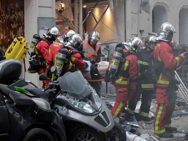 Heftige Explosion im Zentrum von Paris - Mehrere Verletzte