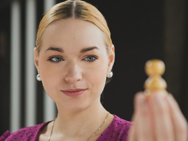 """Großmeisterin Laura Unuk: """"Ich kann ohne Schach nicht leben"""""""