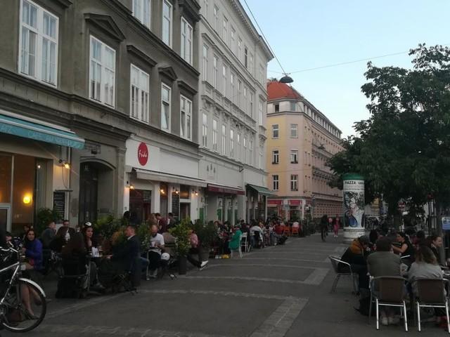 Afterwork im An-Do am Yppenplatz in Wien