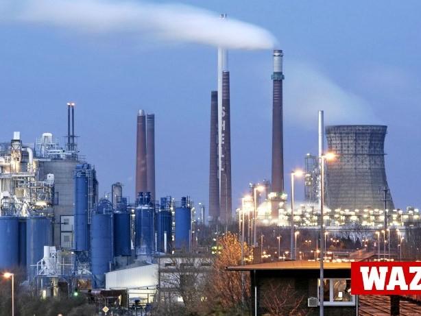 Raffinerie-Rückstände: Müll-Skandal: Shell bleibt von Strafermittlungen verschont