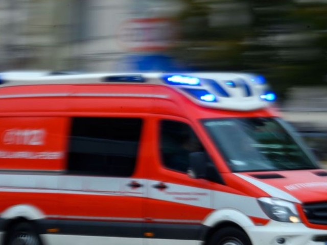Mann bei Wohnungsbrand in München schwer verletzt