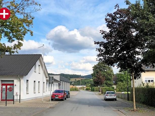Feuerwehr: Arnsberg: Straße ehrt jetzt verdienten Feuerwehrmann