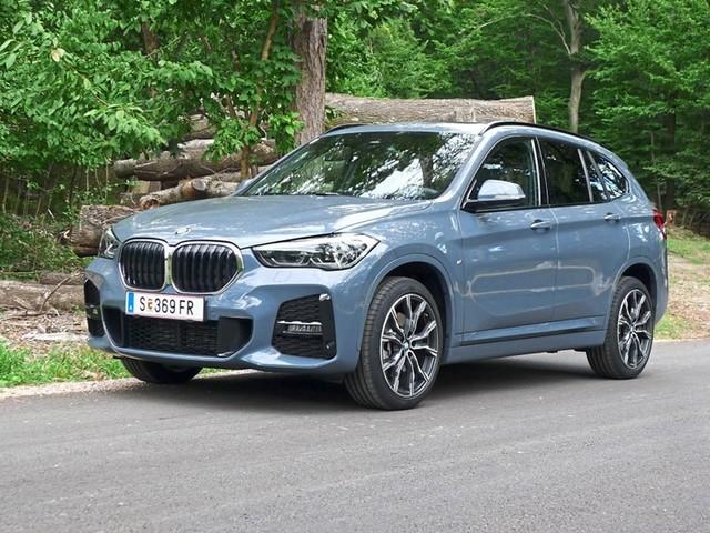 BMW X1: Die Welt ist nicht einfach nur grau