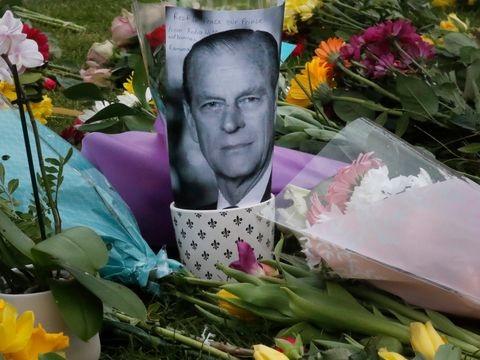 Abschied von Prinz Philip - Bericht: Trauerfeier ohne Militäruniform - wegen Harry