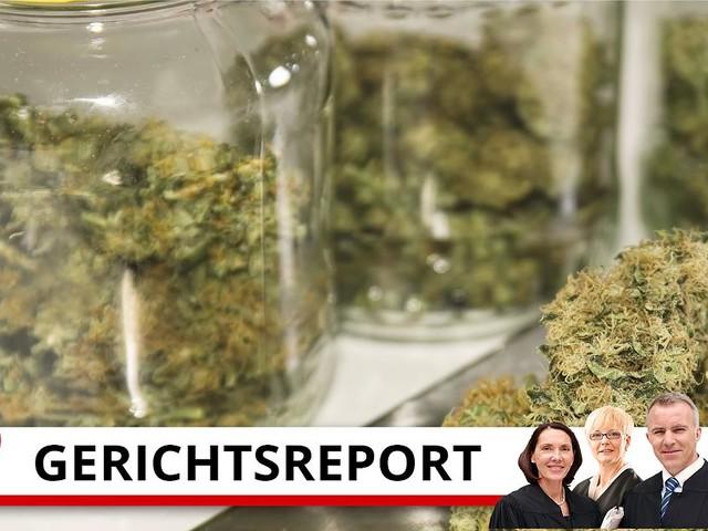 """Der ideale Angeklagte - Berliner versteckt Haschisch und LSD in Einmachgläsern mit """"Hausmacher Leberwurst"""""""