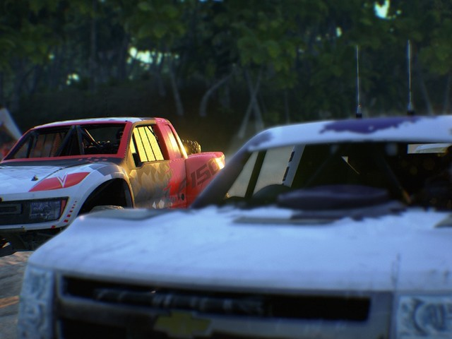 Gravel: Trailer stellt den Karrieremodus des Offroad-Racers vor