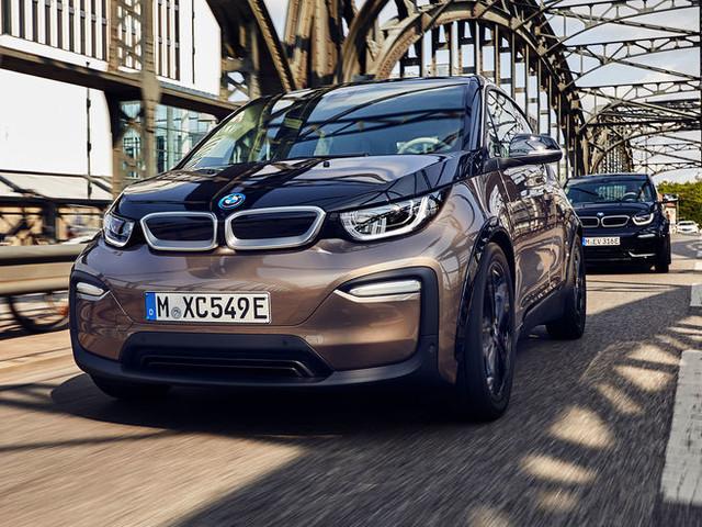 BMW baut Elektroauto i3 weiter: i3 soll laut BMW-Chef besser als VW ID.3 sein