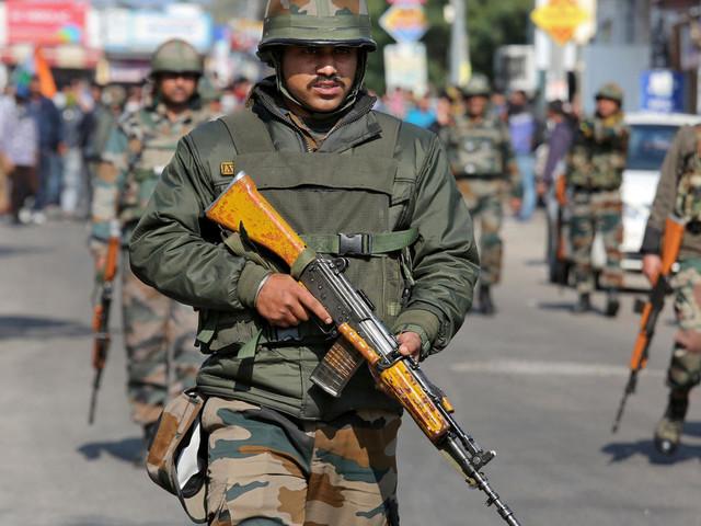 Heftiges Feuergefecht zwischen Indien und Pakistan
