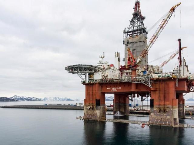 Ölstreit in der Arktis: Norwegen legt sich mit den USA an