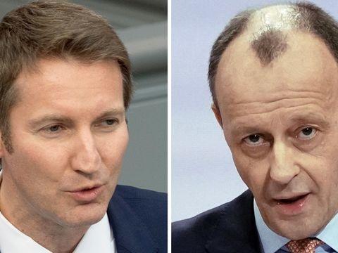 Merz gegen Sensburg:CDU bestimmt Direktkandidaten