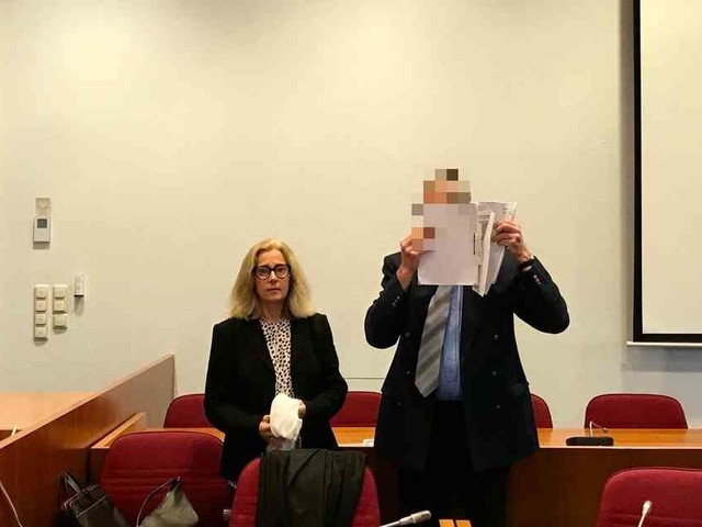 Prozess in Bonn: Meckenheimer gesteht Tötung von pflegebedürftiger Mutter