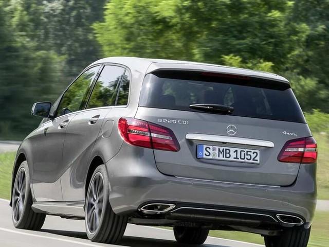 Zahlreiche Modellreihen betroffen: Mercedes stoppt Diesel-Auslieferung