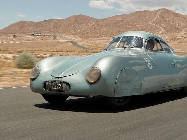Buh-Rufe und Verwirrung - Buh-Rufe und Verwirrung: Versteigerung von legendärem Porsche abgebrochen