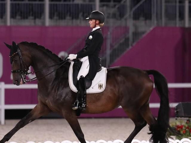 Olympia-Liveblog: Dressur-Reiterin von Bredow-Werndl auf Gold-Kurs