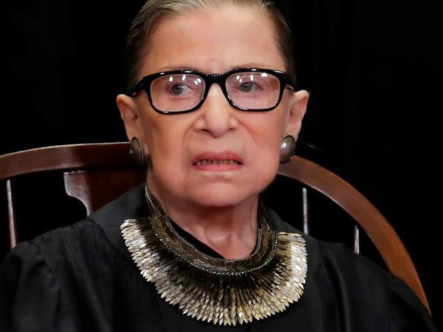 Ruth Bader Ginsburg gestorben: Amerikas Justiz-Ikone