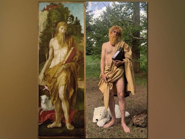"""Ausstellung """"Und jetzt Du!"""": Bremer Kunsthalle rief im Lockdown dazu auf, Werke nachzustellen: """"Resonanz war überwältigend!"""""""