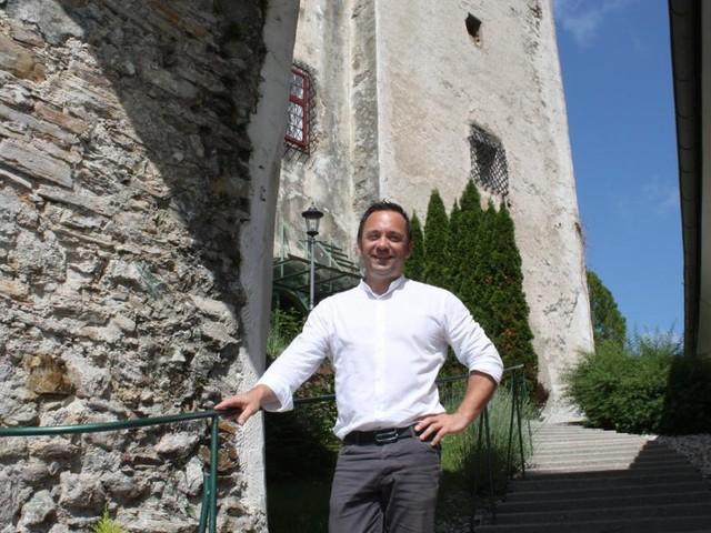 Schloss Krumbach: Ein Schlossgespenst als Mitbewohner