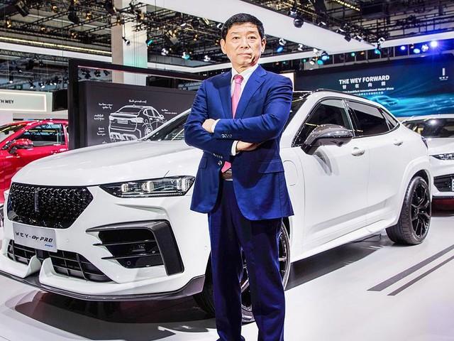 Great Wall-Chef Jack Wey im Interview - Mit Hybrid-Benzinern und Elektro-SUV: Chinesen greifen Audi und BMW an