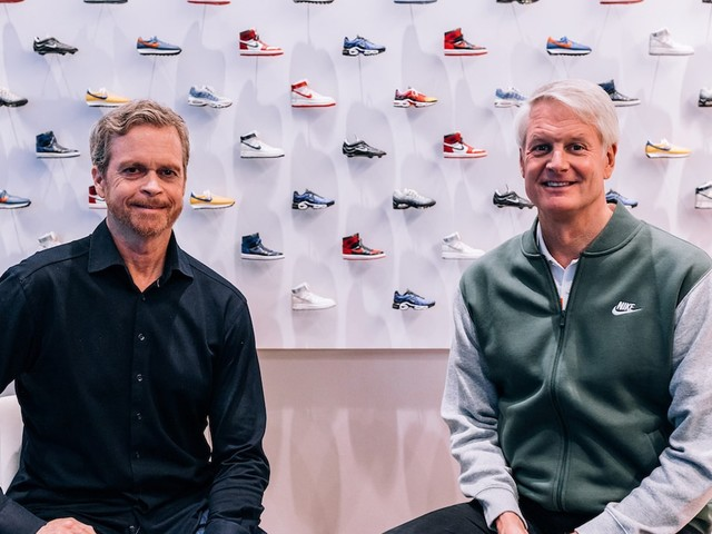 Führungswechsel bei Nike: Früherer Ebay-Chef Donahoe wird neuer CEO