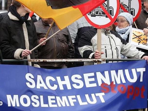Studie: Viele Sachsen sind zufrieden – und fremdenfeindlich