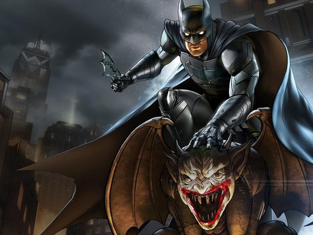"""Batman: The Enemy Within - Zweite Episode """"The Pact"""" erscheint am 3. Oktober"""