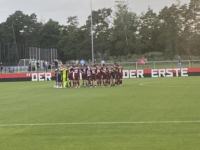 U21 schlägt Unterhaching mit 5:1 – Schleimer mit Doppelpack #FCN