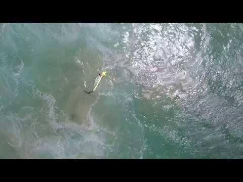 Australien: Drohne rettet Schwimmer in Seenot