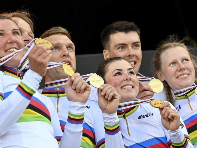 Straßenrad-WM: Tony Martin gewinnt Gold im letzten Karriere-Rennen