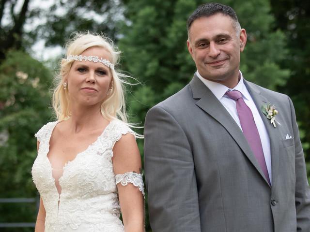 Braut trennt sich wenige Minuten nach dem Jawort