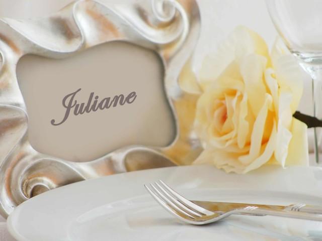 Tischkarten Hochzeit Ideen - Galerie Hochzeitsportal24