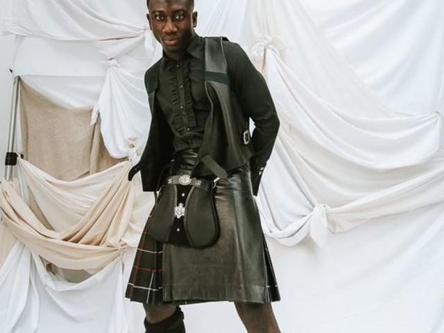 Trachtensaison: Warum nicht mal Kilt statt Lederhose?